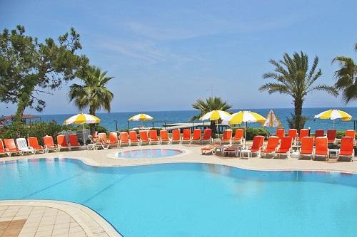 استخر کودکان هتل 5 ستاره گرند رینگ آنتالیا