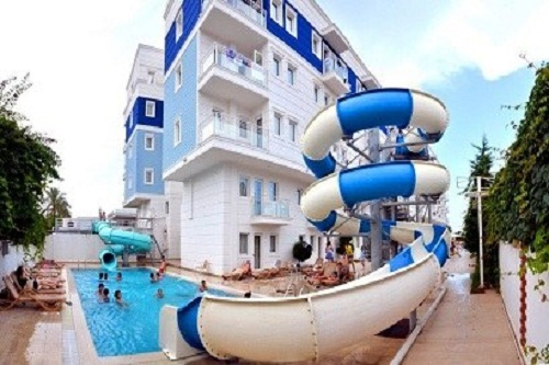 پارک آبی هتل سی لایف آنتالیا Sealife Family Resort Hotel