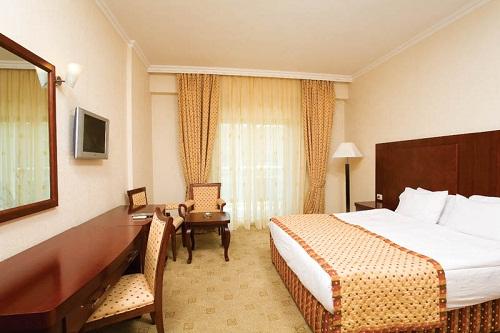 اتاق های استاندارد هتل گرند رینگ آنتالیا
