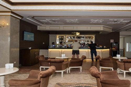 اسنک بار ها و بار های هتل ونیزیا پالاس آنتالیا Venezia Palace Deluxe Resort