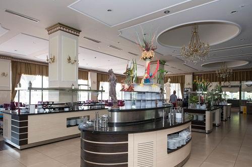 رستوران اصلی هتل ونیزیا پالاس آنتالیا Venezia Palace Deluxe Resort