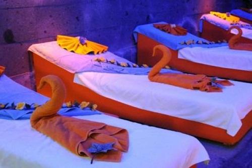 سالن ماساژ هتل 5 ستاره گرند رینگ آنتالیا