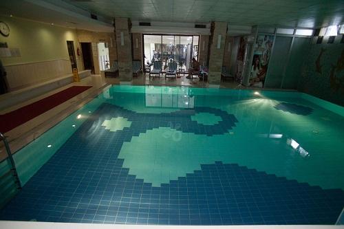 استخر سرپوشیده هتل 5 ستاره سی لایف آنتالیا