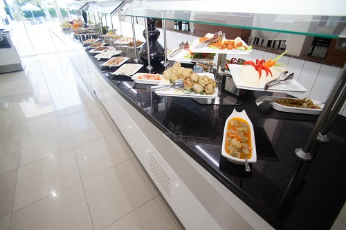 رستوران اصلی هتل سی لایف آنتالیا Sealife Family Resort Hotel