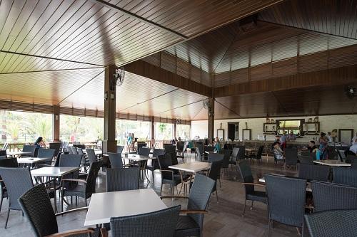 رستوران غذا های آمریکای لاتین La Carreta Restaurant در هتل 5 ستاره ونیزیا پالاس آنتالیا