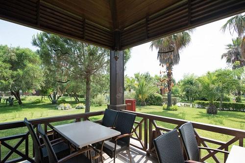 رستوران غذا های لاتین La Carreta Restaurant در هتل 5 ستاره ونیزیا پالاس آنتالیا