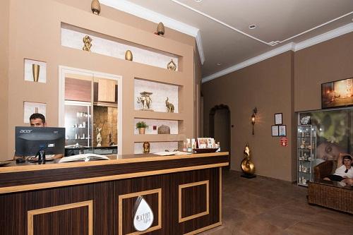 سالن ماساژ و سلامت هتل ونیزیا پالاس آنتالیا Venezia Palace Deluxe Resort