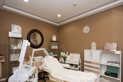 سالن سلامت و زیبایی هتل ونیزیا پالاس