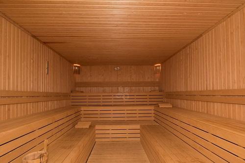 سونا خشک سالن ماساژ هتل ونیزیا پالاس