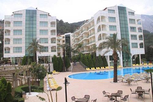 امکانات اقامتی و قیمت اتاق های هتل گرند رینگ آنتالیا Grand Ring Hotel