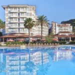 هتل آکا الیندا آنتالیا کمر Akka Alinda Hotel Antalya