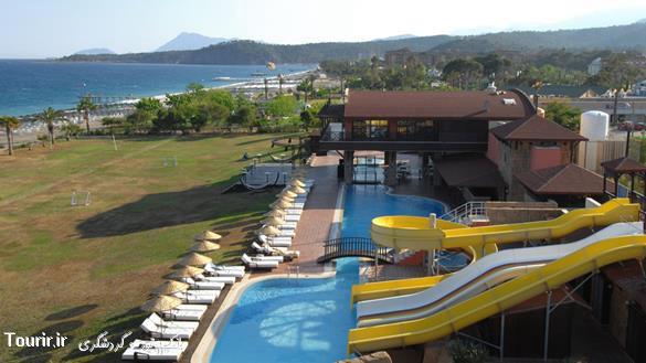 هتل آسدم لابادا بیچ