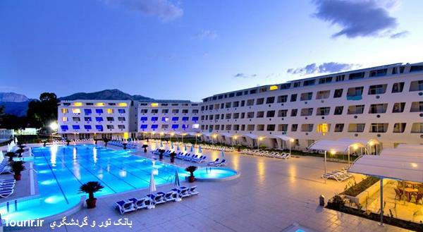 هتل دایما بیز
