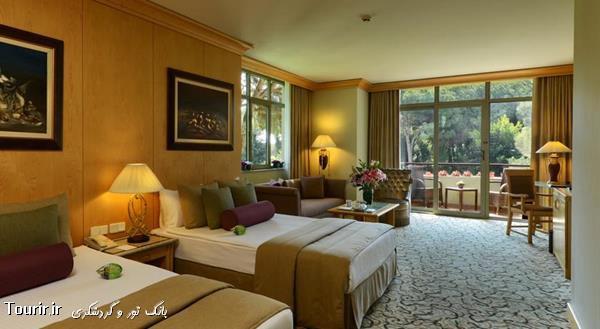 هتل گلوریا ورد ریزورت