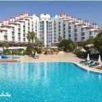 هتل گرین مکس آنتالیا Green Max Hotel Antalya