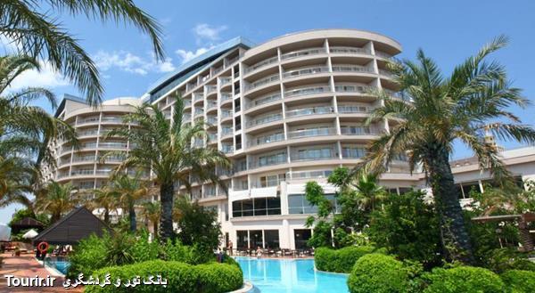 هتل لیبرتی لارا آنتالیا