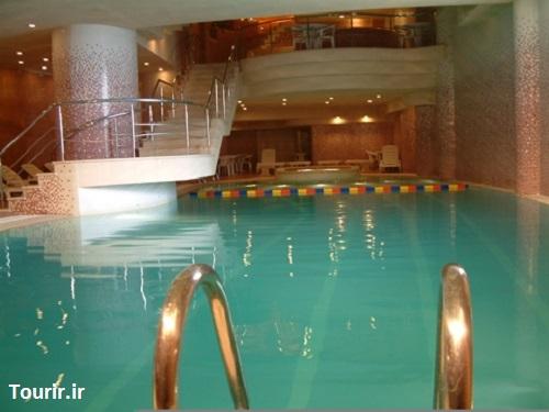 استخر هتل پارس شیراز
