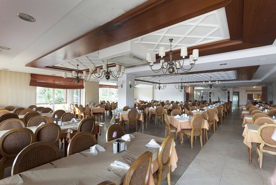 هتل سهر ریزورت آنتالیا