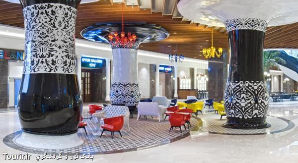 هتل سوئنو دلوکس
