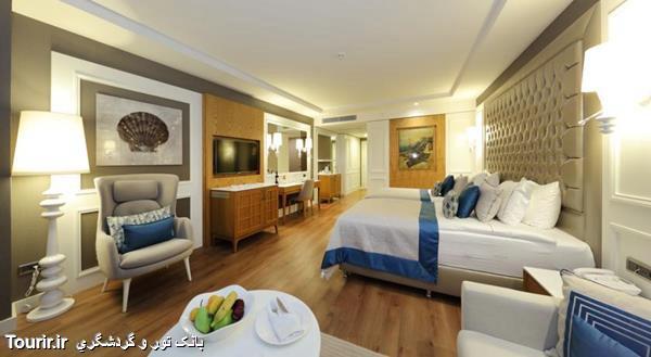هتل سوئنو دلوکس آنتالیا
