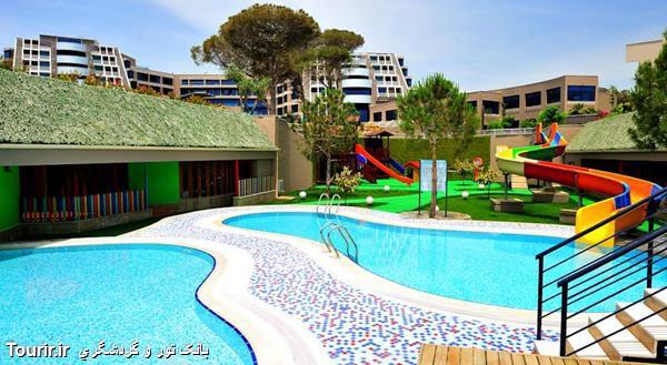 هتل سوسسی لاکچری