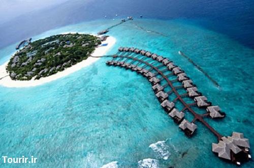 جاذبه های گردشگری ، جزیره مالدیو
