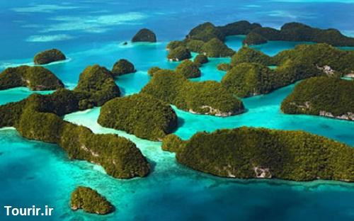 جاذبه های گردشگری ، جزیره گالاپاگوس