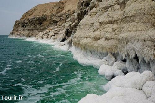 جاذبه های گردشگری ، دریای مرده(بحر المیت)