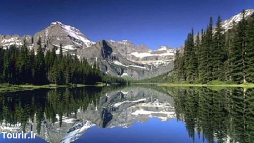 جاذبه های گردشگری ، پارک ملی یخچالی
