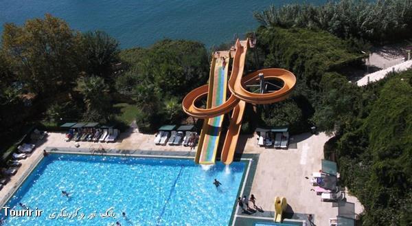 هتل نظربیچ آنتالیا لارا