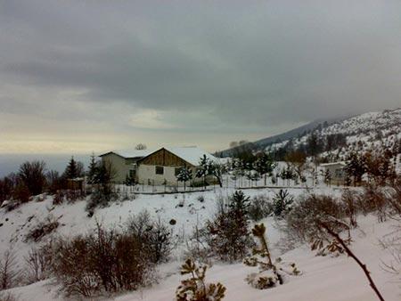 سفر به روستای زیبا و  ییلاقی درازنو