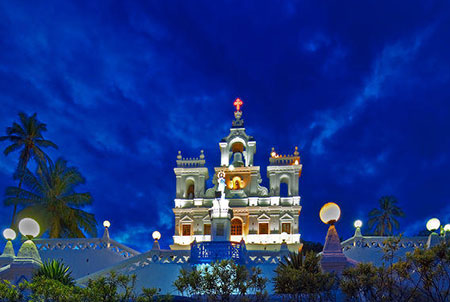 گوای قدیمی زمانی پایتخت مهم و بزرگ پرتغالیها بوده است
