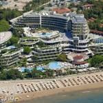 هتل کریستال سانرایز کویین آنتالیا Crystal Sunrise Queen