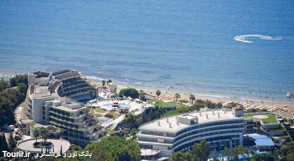 هتل کریستال سانرایز کویین آنتالیا