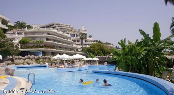 هتل کریستال سانرایز کویین