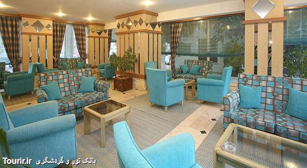 هتل گلدن رینگ آنتالیا