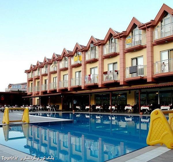 هتل هیمروس کلاب