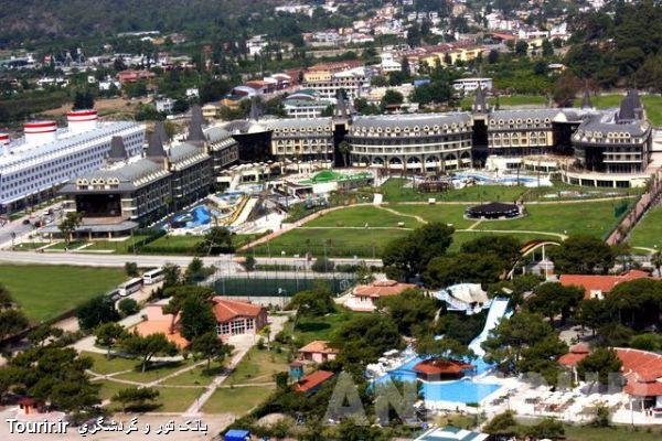 هتل لوشاتو پرستیژ آنتالیا