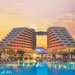 هتل میراکل لارا آنتالیا Miracle resort Hotel