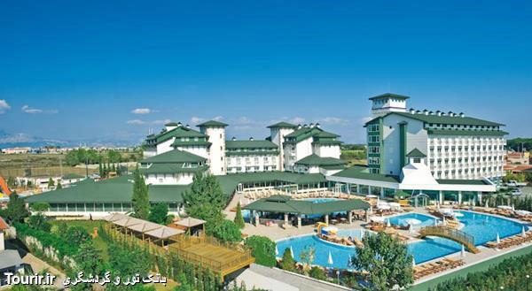 هتل ورا ورده ریزورت آنتالیا