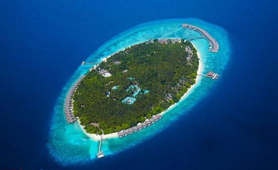 جزیره آتول ، بهشتی کوچک روی زمین