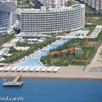 هتل کروانسرای کندو آنتالیا Kervansaray Kundu Hotel