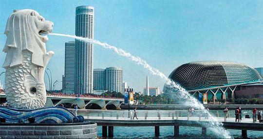 دیدنیهای سنگاپور