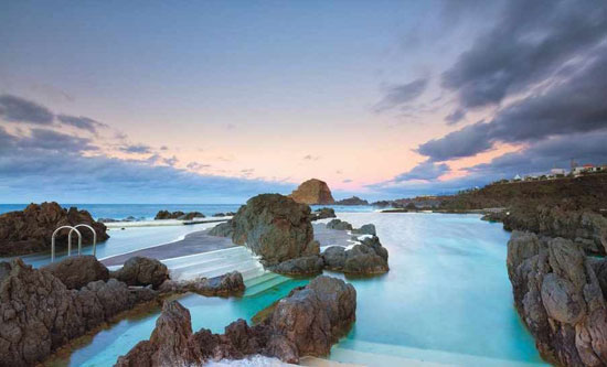 عجیب ترین نقاط دنیا برای شنا