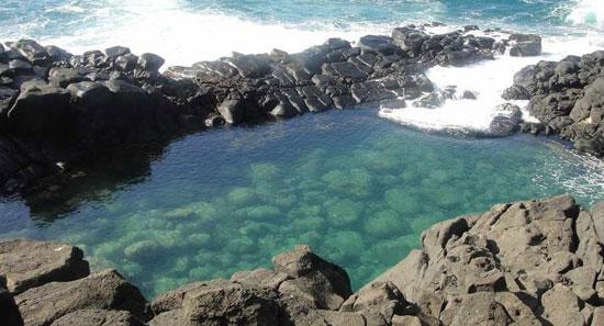 عجیب ترین مناطق دنیا برای شنا