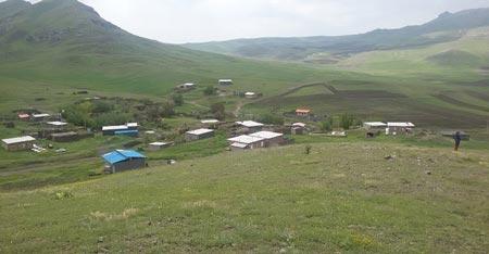 روستایی بسیار عجیب در ایران با زبان رومانی