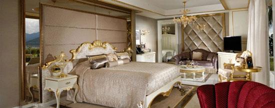 گرانقیمتترین هتلهای جهان در سال 2016