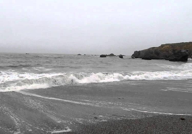 ساحل های رنگی جذابی که تا کنون ندیده اید