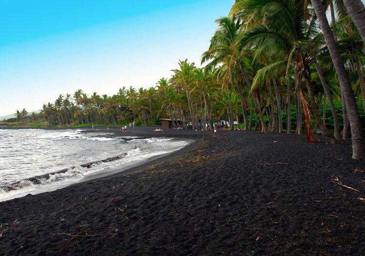 ساحل های رنگی که تا کنون ندیده اید