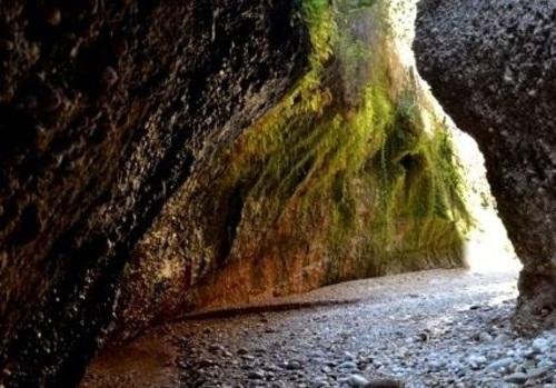 دره ارواح در نزدیکی دزفول